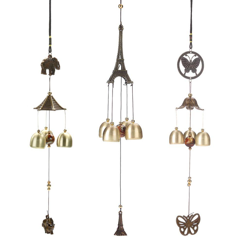 Cooper Leben Im Freien Windspiele Hof Antique Erstaunliche Garten Rohre Glocken Windchimes Hause Hängende Dekoration Ornament