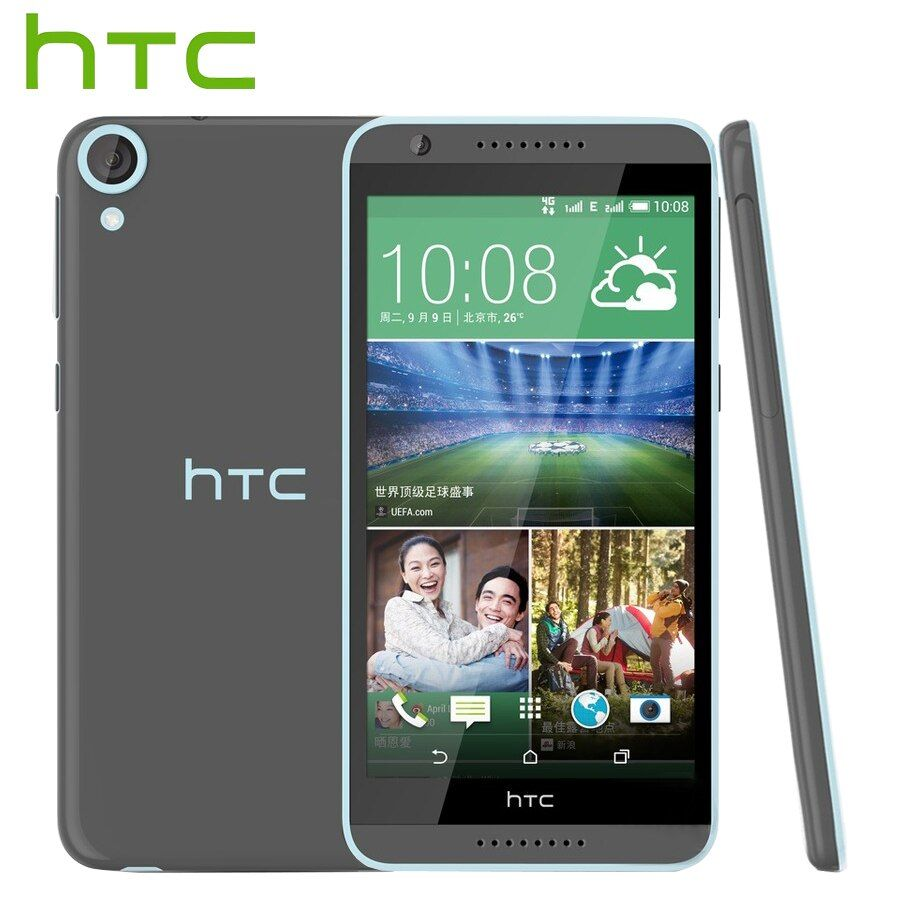 Original HTC Desire 820s HTC D820s Double 4G Otca Core 2GB RAM 16GB ROM 5.5inch Android Camera 13 MP 1280x720 8MP LTE Cell Phone