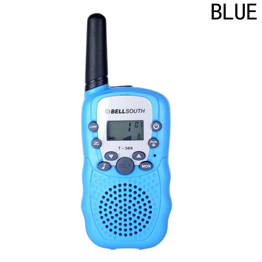 Intercom Electronic Walkie Talkie Kids Child Mni Toys Portable Two-Way Radio