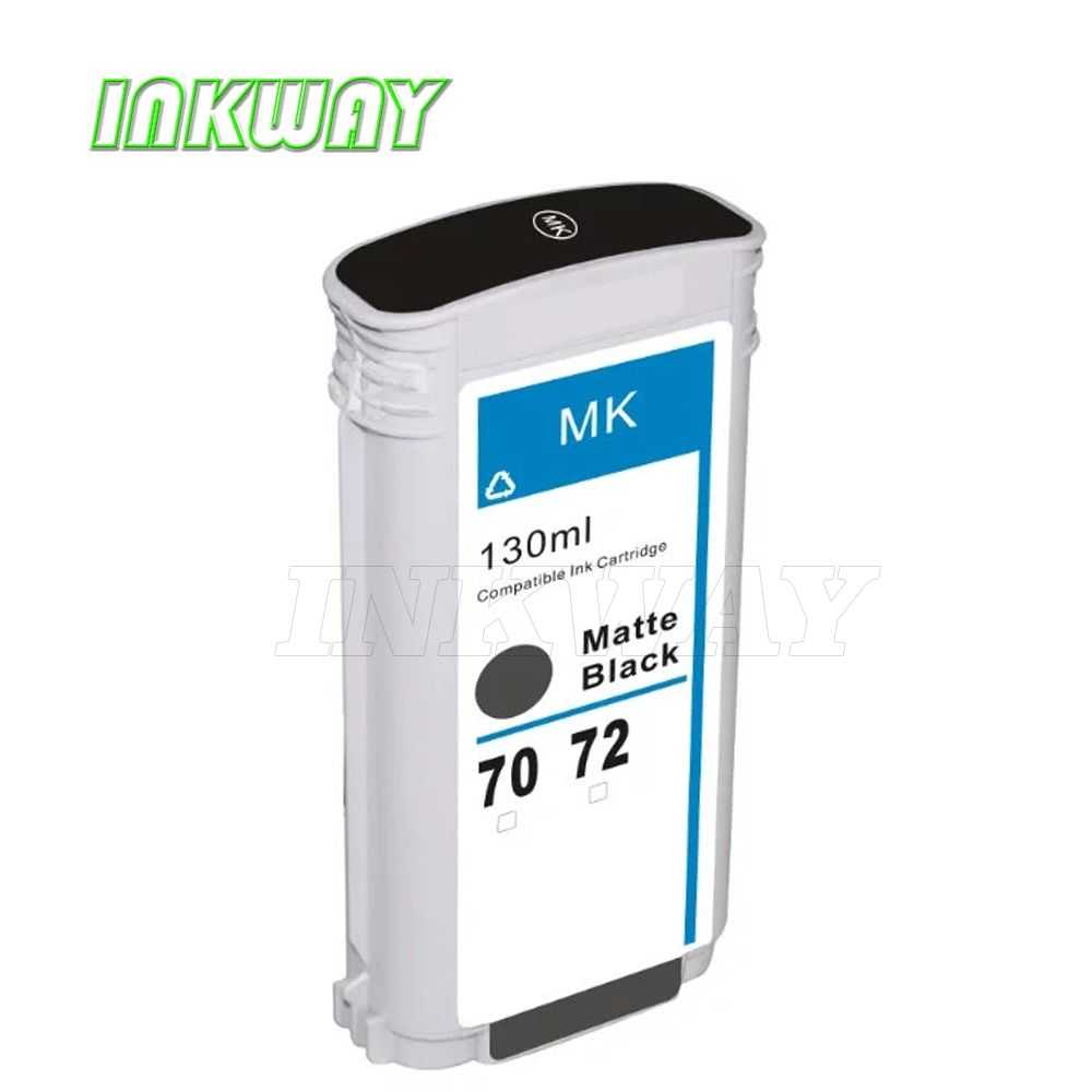 For HP 72 Matte Black ink cartridge for hp72 C9403 for Designjet T1200/T1200ps/T1100/T1100ps/T610/T610PS/T770/T770PS etc.