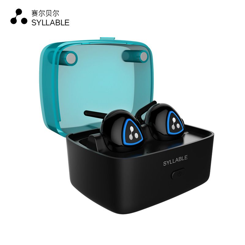SYLLABLE D900S in-ear Wireless Earphone Sports Stereo Bluetooth Headset Portable Mini Earbud fone de ouvido with Mic Handsfree