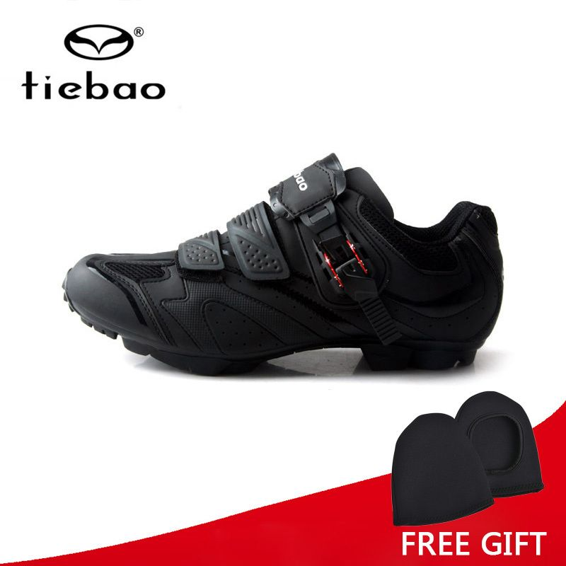 Tiebao Männer MTB Anti-Skid Durable Radfahren Schuhe Bike Selbstsichernde Sportlich Fahrrad Schuhe Turnschuhe Sapatilha Ciclismo Zapatillas