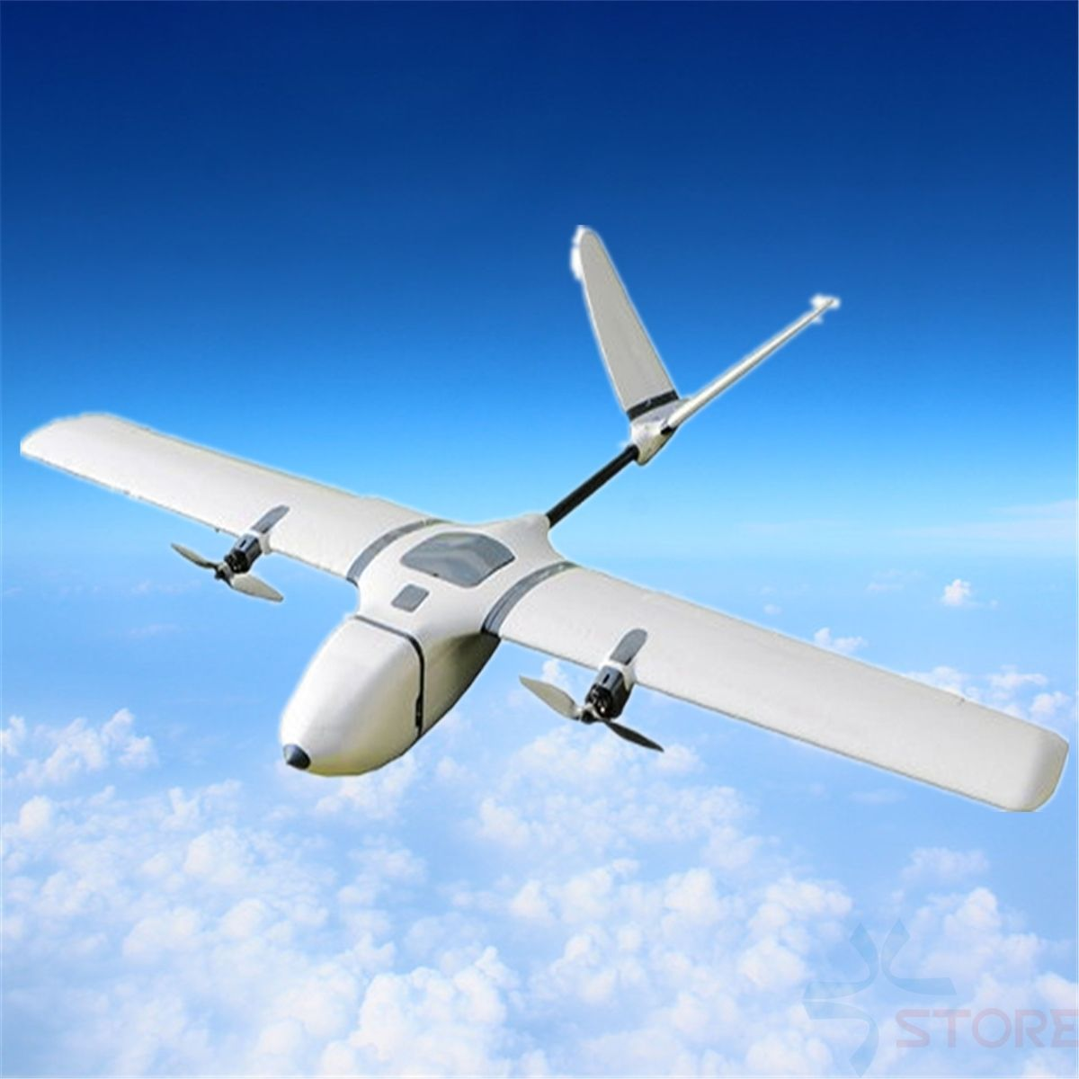 MyFlyDream MFD Nimbus 1800mm Wingspan FPV Aircraft Long Range RC Airplane KIT
