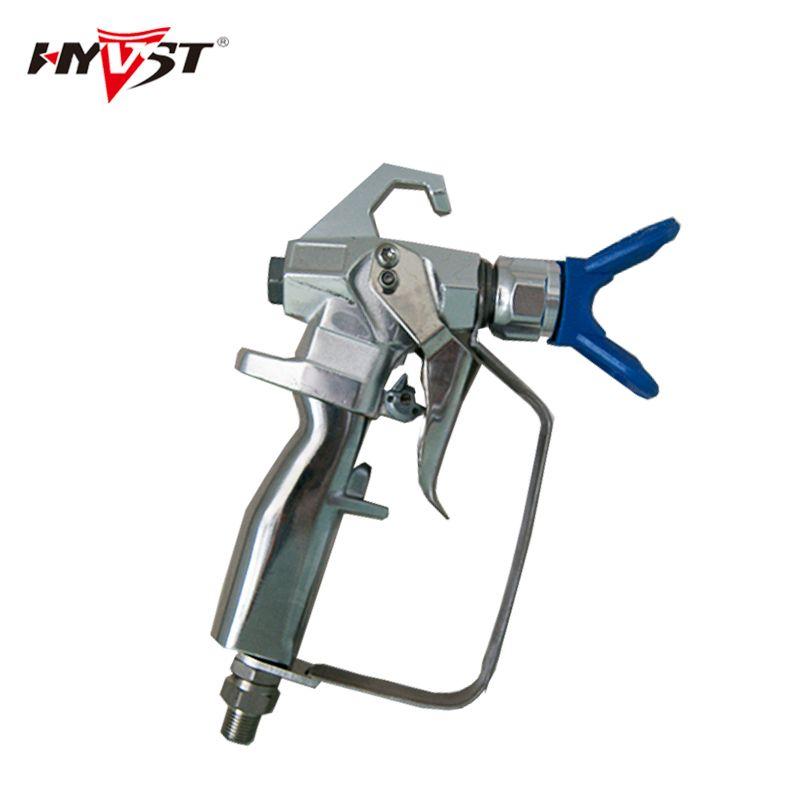 Pistolet à peinture airless haute pression entrepreneur pistolet à peinture airless 2 doigts 3600Psi 24.8MP pas de Machine de pulvérisation