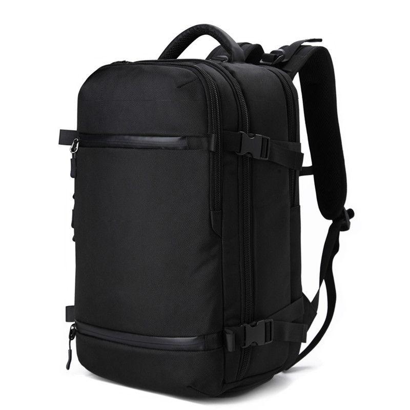 OZUKO Backpack Men travel pack Bag Male Luggage Backpack Large Capacity Multifunctional Waterproof laptop backpack Women shoes
