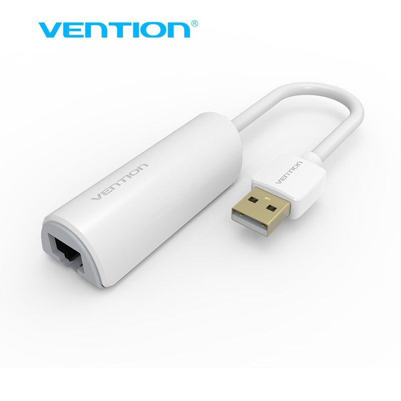Vention USB Ethernet адаптер USB 2.0 Сетевая карта USB к RJ45 Ethernet Интернет конвертер для Оконные рамы 7 8 10 XP USB к Ethernet