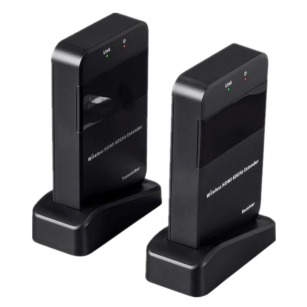 60 ghz WHDI 100ft Wireless HDMI Sender Empfänger ZY-DT210 HDMI Drahtlose Video Übertragung Kit 1080 p HDMI Extender Wireless