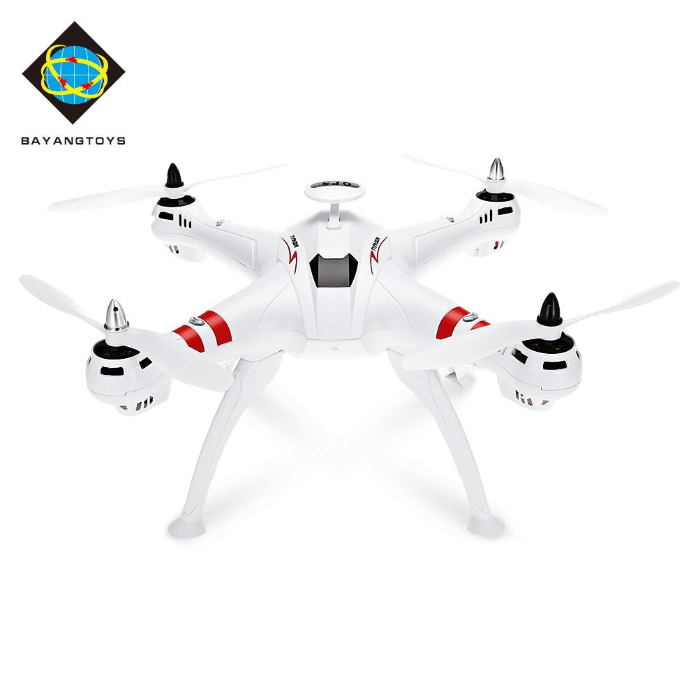 BAYANGTOYS X16 GPS Brushless RC Quadcopter RTF Geomagnetic Headless Mode Altitude Hold Automatic Return