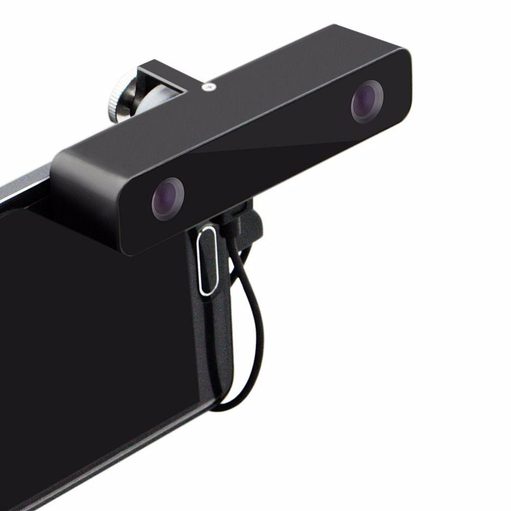 ELP Micro usb mini HD Usb Kamera 3D VR 3d virtuelle realität Video Kamera Weitwinkel für Android Samsung s5 s6 s7 Xiaomi Smartphone