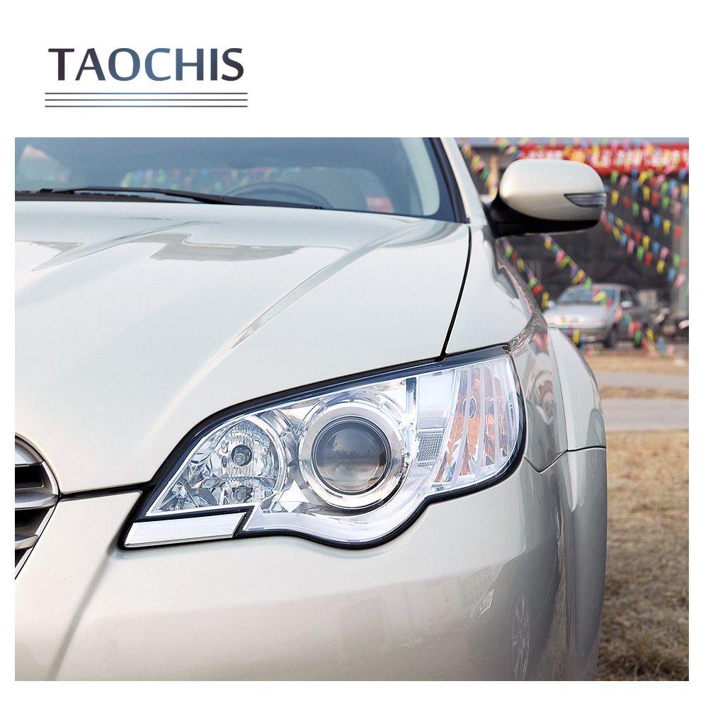 TAOCHIS Car-Styling Frame Adapter module DIY Bracket Holder for Subaru Outback Hella 3 5 Q5 Projector lens