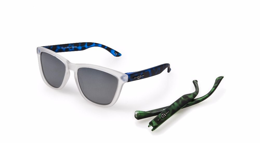 winszenith Fashion Sunglasses Unisex UV400 Lenses Protect Your Eyes Women Hawksbill Glasses Polarized Blocks Both UVA
