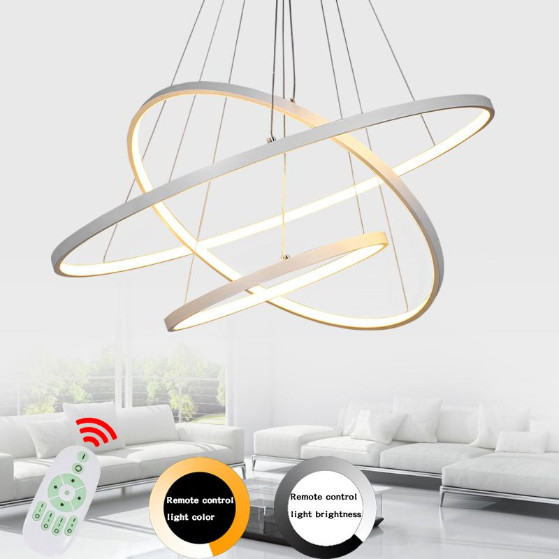 Led Modern Pendant Lights Lamp For Living Room Bedroom Lamparas Colgantes Nordic Lustre Luminaire Industrial Lighting Fixtures