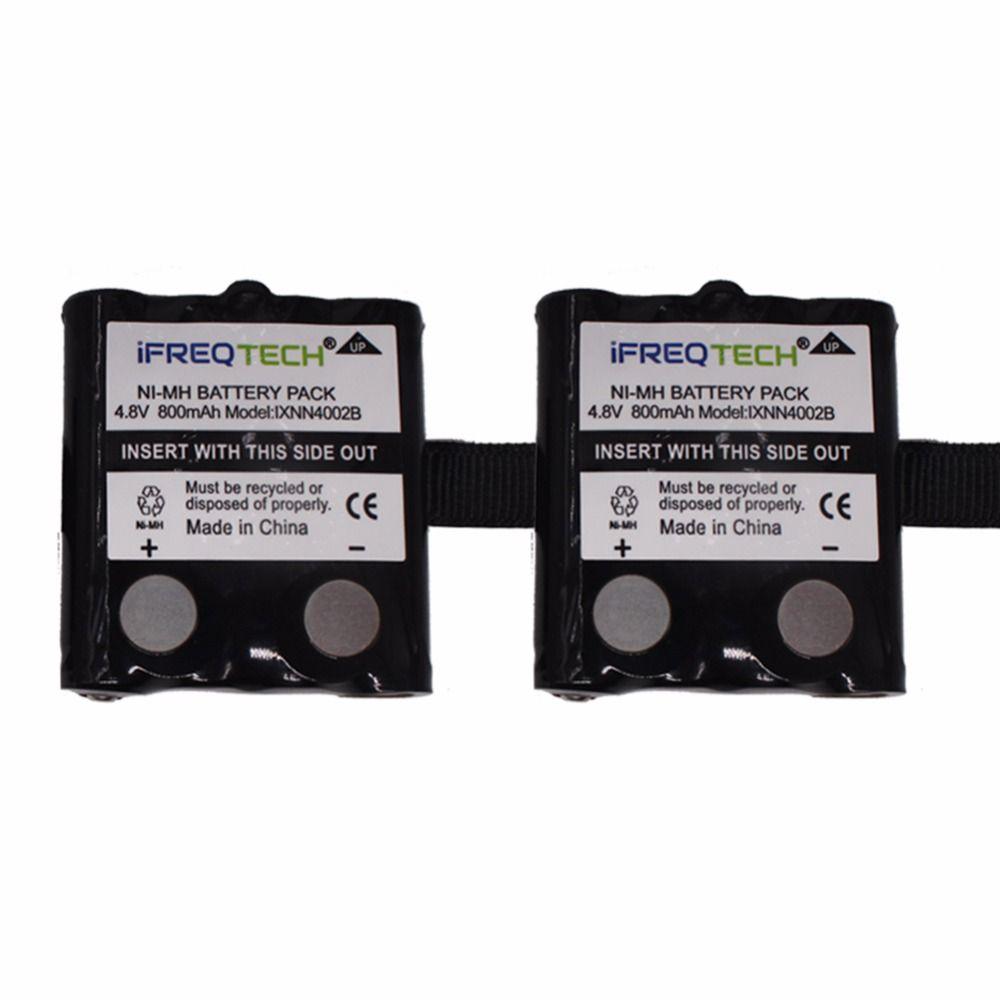 IXNN4002B 00242 800mAh NI-MH Battery For MOTOROLA TLKR T80 T5 T6 T7 T8 XTR446 PMNN4426 Uniden BP-38 BP-39 BP-40 GMRS380 GMR680