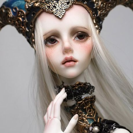 Chateau Christina bjd dolls lol 1/3 resin figures luts fairyland oueneifs toys for girls