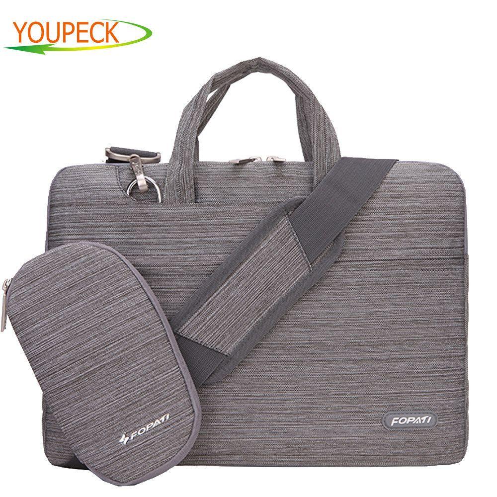 Brand Laptop Bag 15.6 15 14 13 12 11 inch Notebook Shoulder Messenger Bag Handbag Briefcase Sleeve Sling Case Cover for <font><b>Macbook</b></font>