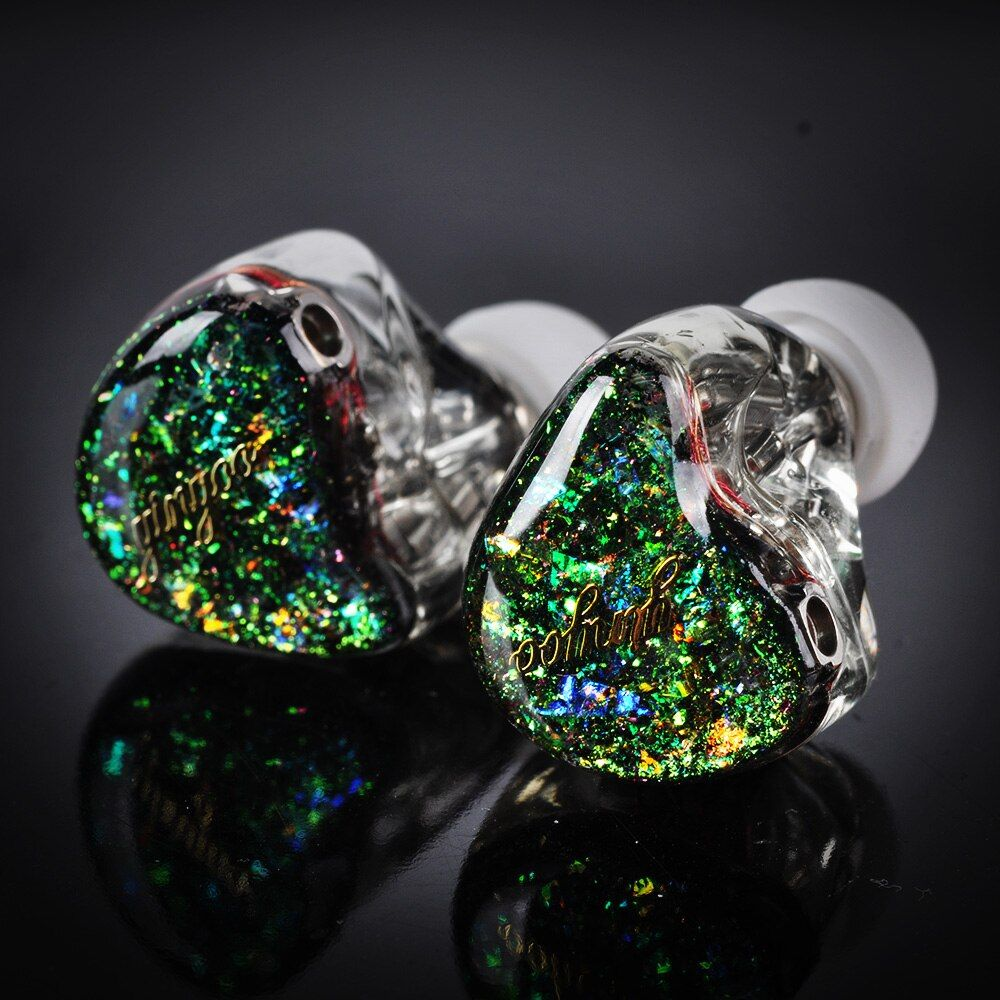 Yinyoo HQ12 12BA in Ear Earphone Custom Made Balanced Armature Around Ear Earphone Headset Earbuds With MMCX Same as QDC Shell