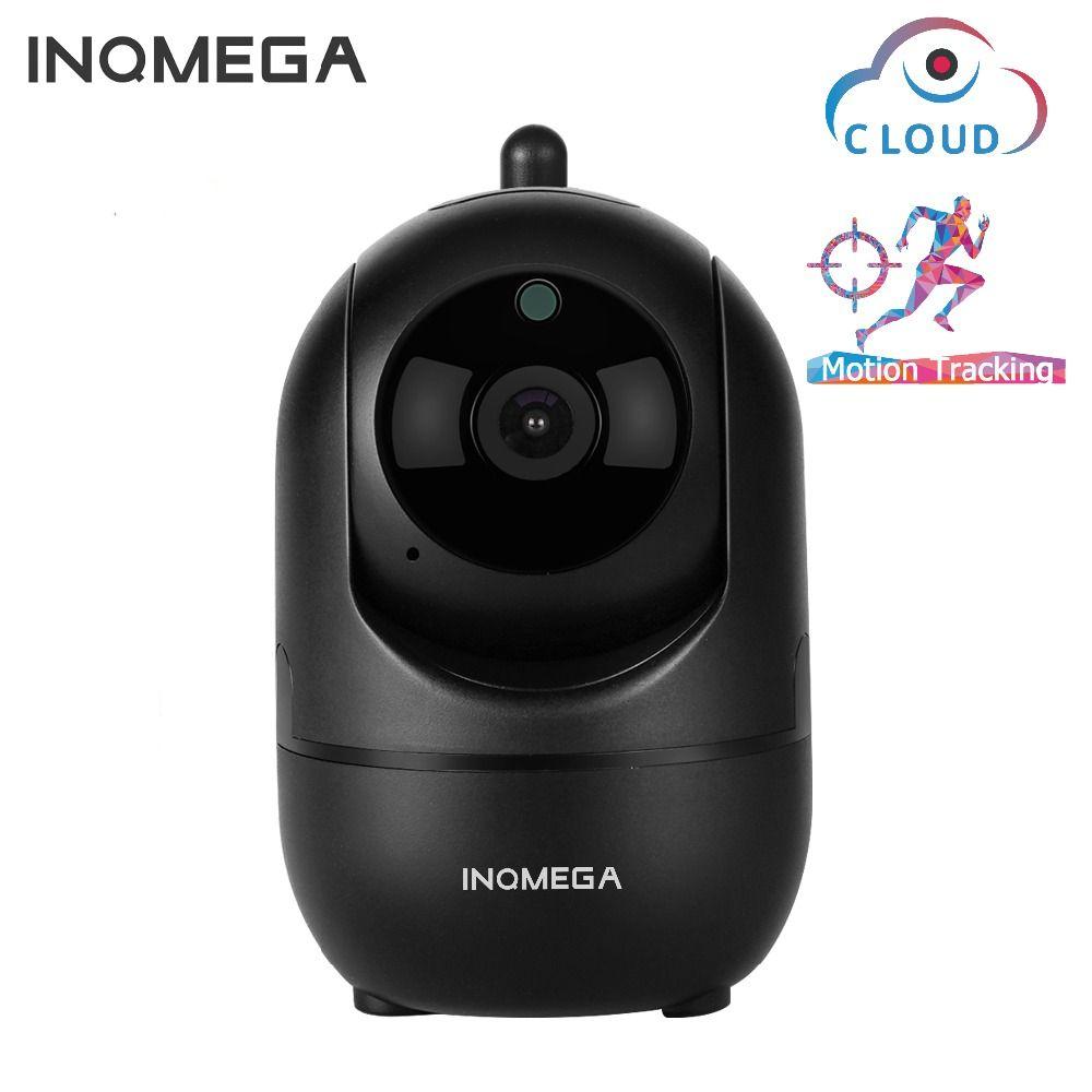 INQMEGA HD 1080P <font><b>Cloud</b></font> Wireless IP Camera Intelligent Auto Tracking Of Human Home Security Surveillance CCTV Network Wifi Camera