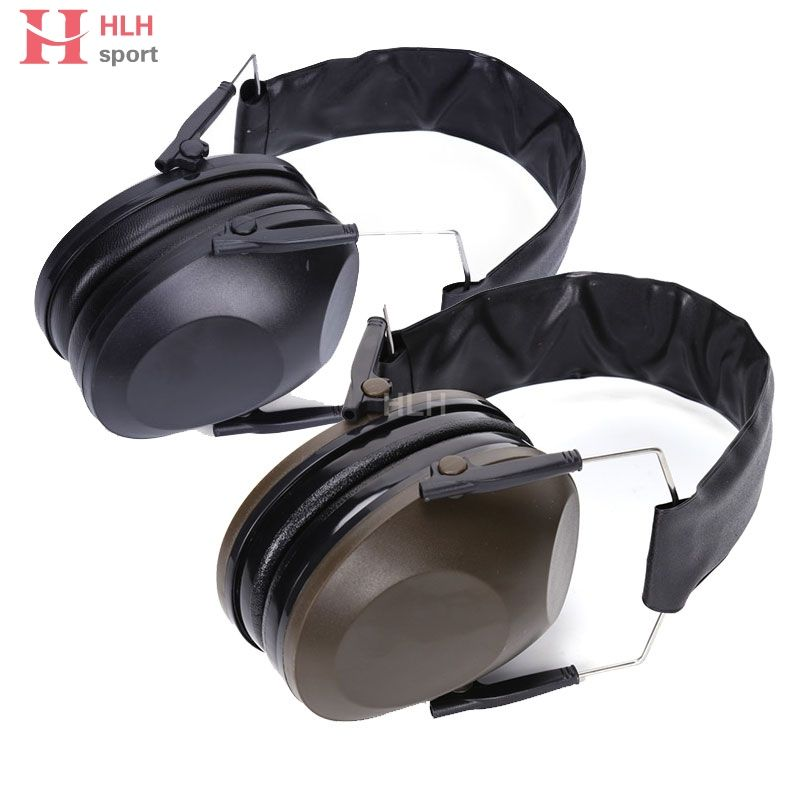 Taktische Anti-lärm Headset Sport Schießen Noice Cancelling-kopfhörer Gehörschutz Gehörschutz Airsoft Jagd Ohrenschützer