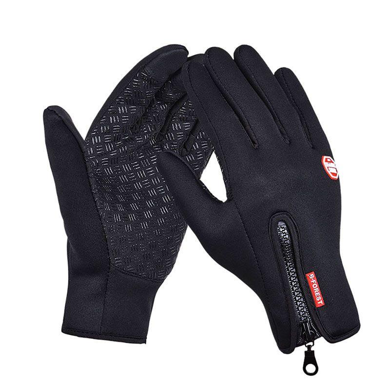 Women Men Ski Gloves Snowboard Gloves Winter Motorcycle Riding Waterproof Snow Windstopper Camping Leisure Mittens New