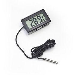 1 шт. ЖК Цифровой Термометр Зонд холодильник с морозильной камерой термограф для холодильника-50 ~ 110 градусов без розничной коробки