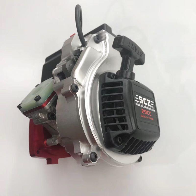 Upgrade SCZ Raing 28.5CC 9HP Reed Motor für 1/5 Skala Auto Baja 5b 5 t 5sc Losi 5ive-t MCD Redcat