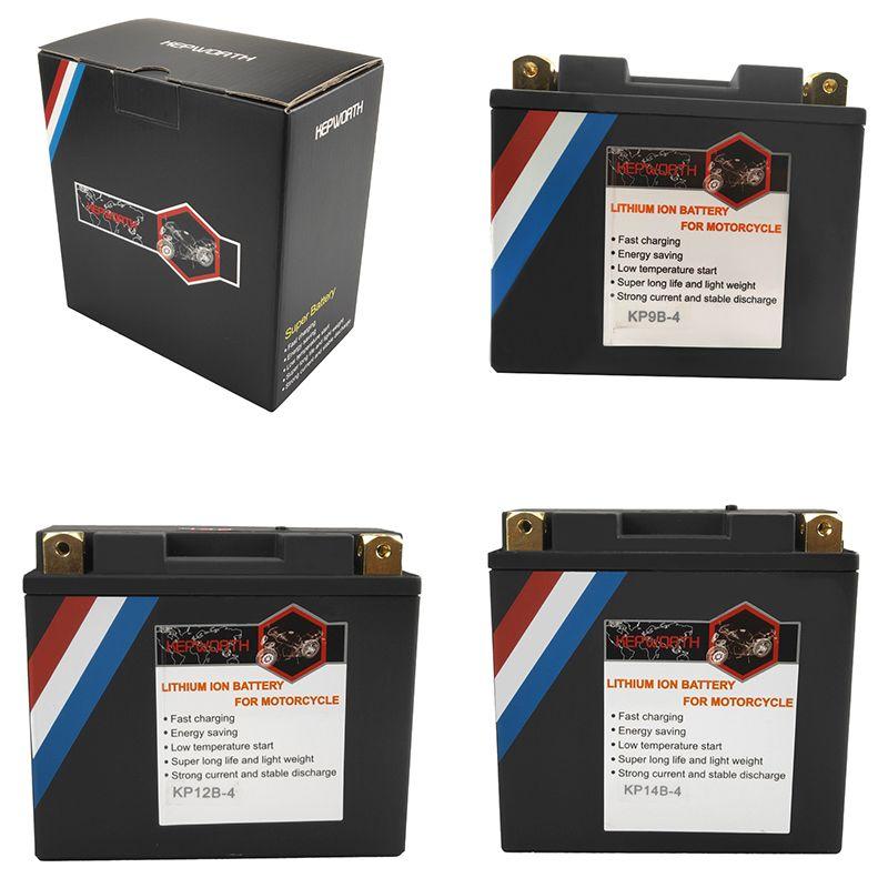 12V LiFePO4 Motorrad Batterie 4Ah 5Ah 7Ah 9Ah 10Ah 12Ah 14Ah CCA 180A 260A 350A 450A Lithium-eisen Motorrad batterie BMS Board