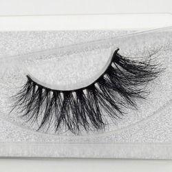 Visofree eyelashes 3D mink eyelashes long lasting mink lashes natural dramatic volume eyelashes extension false eyelashes A21