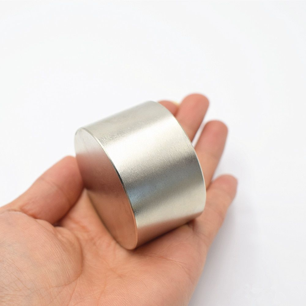 2pcs Neodymium magnet 50x30mm Super strong round magnet Rare Earth NdFeb N35 50*30mm strongest permanent powerful magnetic