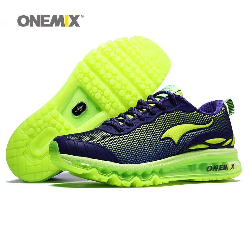 Max Homme Chaussures de Course Pour Hommes Bonne Tendance Run Sentier Formateurs Noir Zapatillas Sport Coussin de Marche En Plein Air Sneakers 7