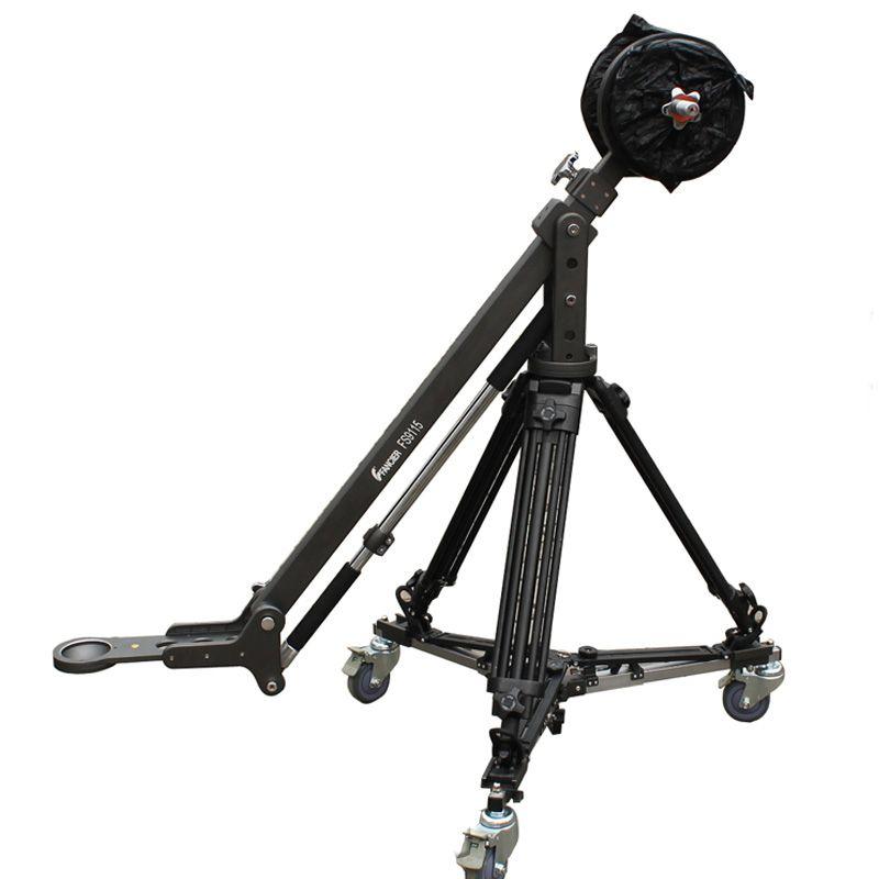 WEIFENG 9115 Video Kamera Jib Arm Kran für Große Maschine Kran Jibs