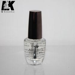 1 bouteille 0.5 OZ/15 ml perruque de lacet adhésif colle solution pour salons de beauté 1 PCS/LOT Livraison EUB