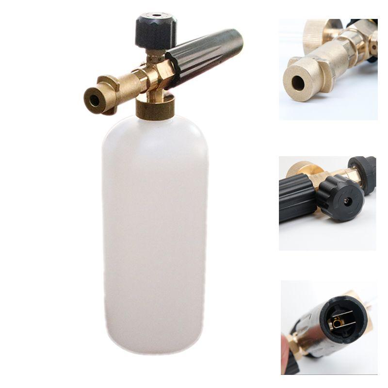 Car Washer High Pressure Universal Snow Foam Lance for Karcher K Soap Foamer Adjustable Foam Nozzle Auto Exterior Accessories