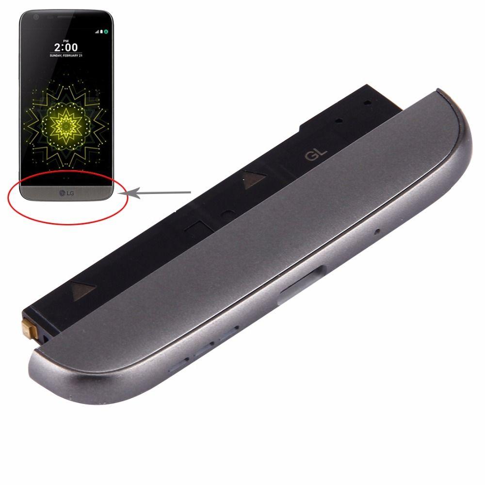 Bottom (Charging Dock + Microphone + Speaker Ringer Buzzer) Module for LG G5 H840 H850 F700S F700K F700L LS992 VS987
