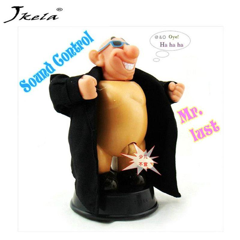 [Hot] GANGNAM STYLE très sale WILLY drôle jouets délicats poupées de contrôle vocal regardez-moi grandir pour cadeau d'anniversaire nouveau design jouet PSY