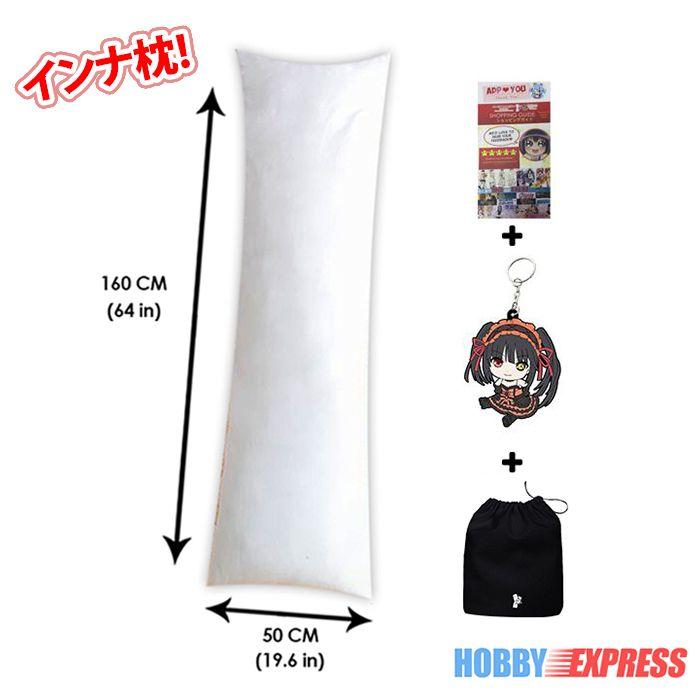 Passe-temps Express 160x50 cm (63x19.6 po) japonais Anime Dakimakura étreinte intérieur trucs corps oreiller