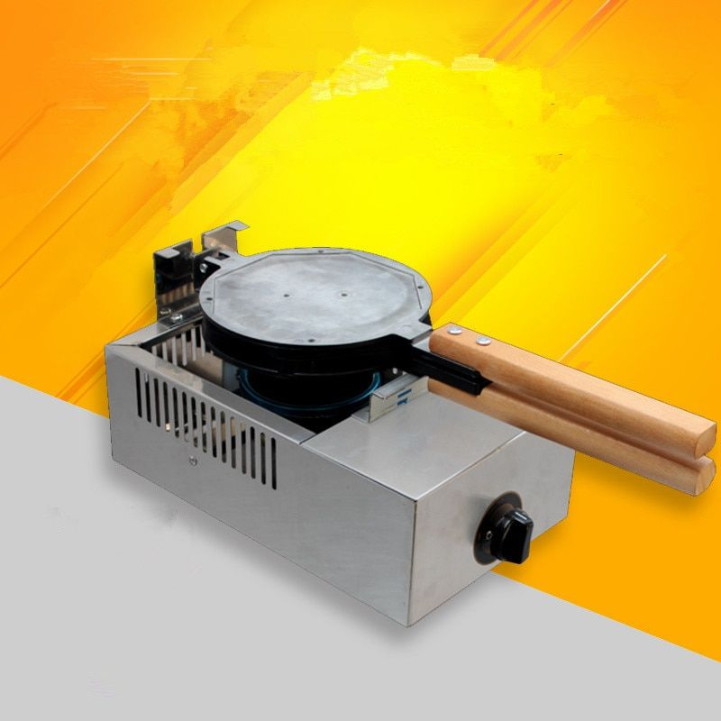 Gas Waffle Machine QQ Egg Bubble Hong Kong Egg Waffle Maker Energy Saving Gas Waffle Maker Kitchen Appliances Doughnut Makers