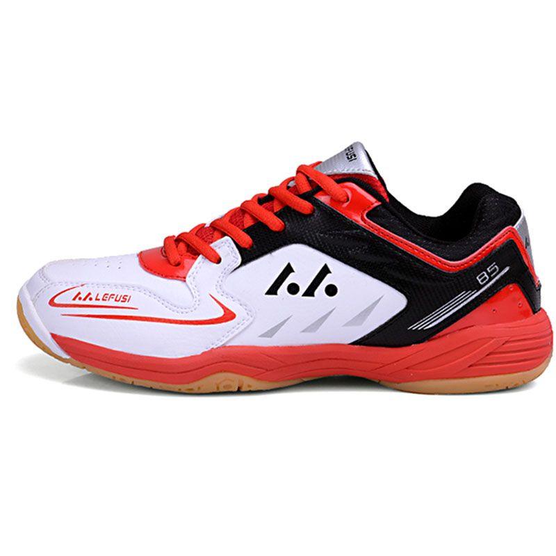 Neue Marke Männer Badminton Schuhe Professionelle Männer Turnschuhe Atmungsaktiv Und Rutschfeste Tischtennis Schuhe Große Größe 39-45