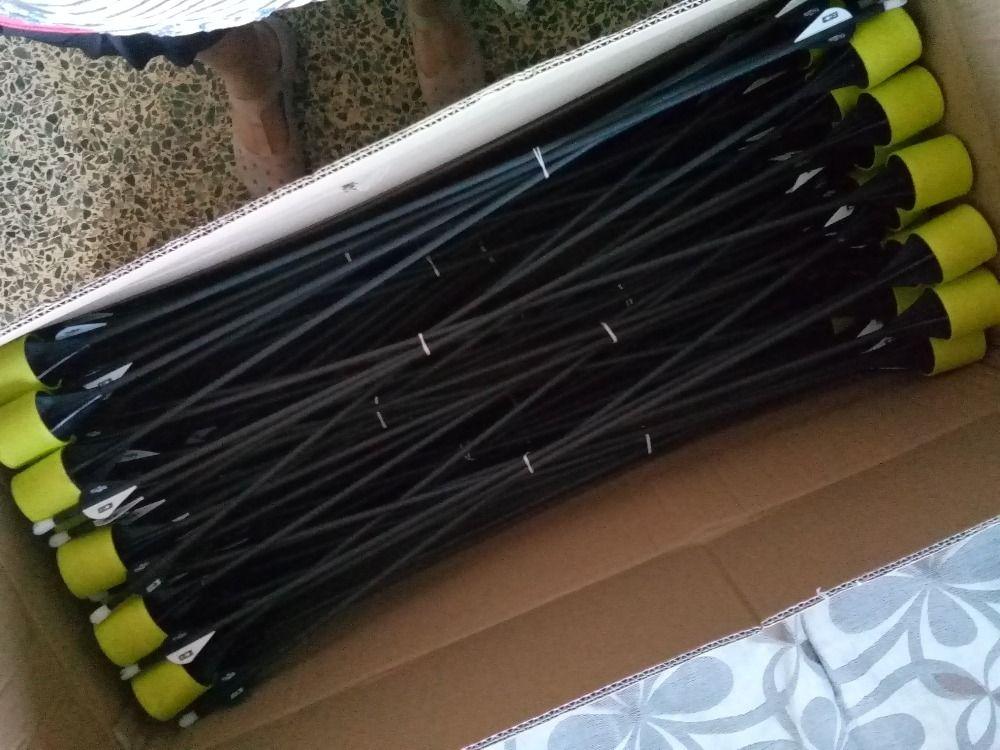 tag archery pure carbon arrows, cs arrows