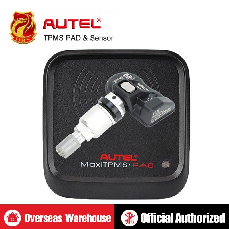 Universal Autel Reifen Programmierung TPMS 315 MHZ 433 MHZ MX-Sensor Unterstützung Reifen Programmierung Mit Autel TPMS PAD Auto diagnose Tool