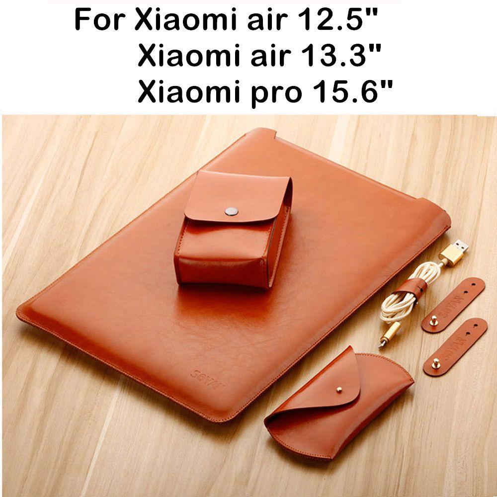 Рукава сумка для сяо Mi Air 12.5 13.3 дюймов Mi Book Pro 15.6 чехол для ноутбука 12 13 15 Тетрадь чехол Планшеты PC Защитная крышка подарок