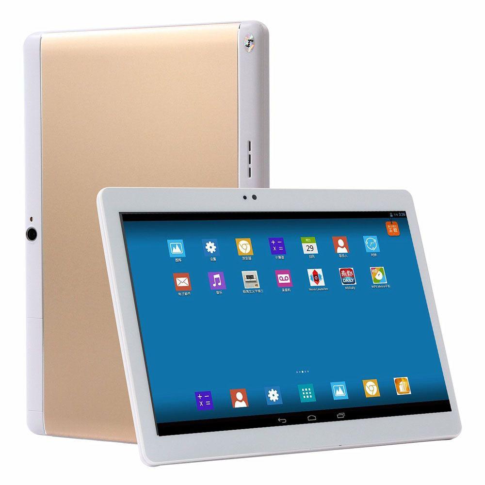 2017 Metallgehäuse Android 7.0 10 zoll Tablet PC Octa-core 3G Octa-core 2 GB RAM 1920*1200 Kinder Tabletten pc 10 geschenke anruf
