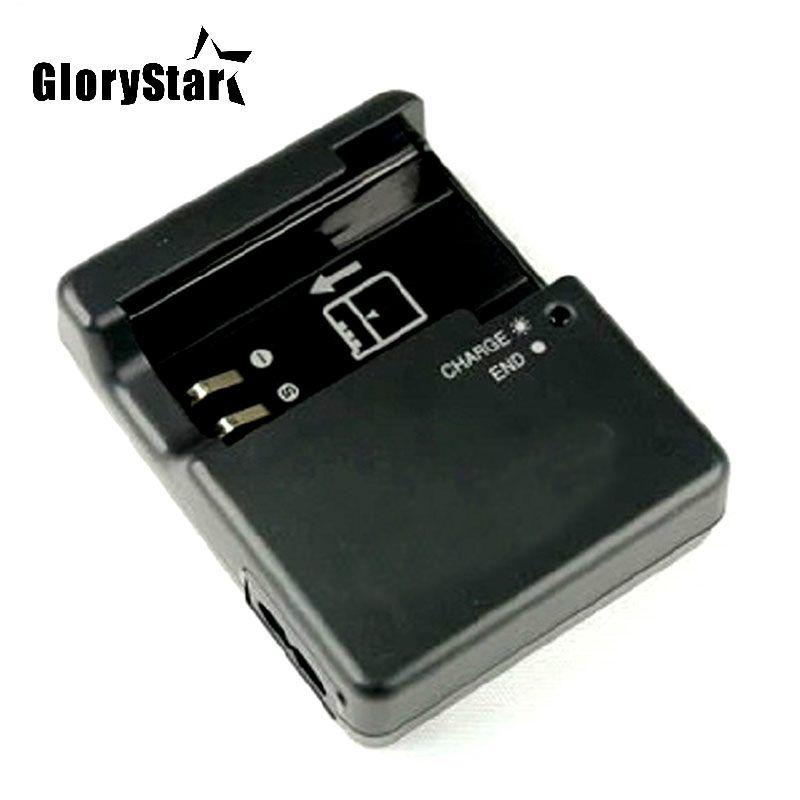 Chargeur de Batterie appareil photo pour Nikon D3000 D5000 D8000 D60 D40 D40X EN-EL9 EN-EL9a Lithunm-Chargeur de Batterie d'ion de USA/UE/AU/UK Plug MH23