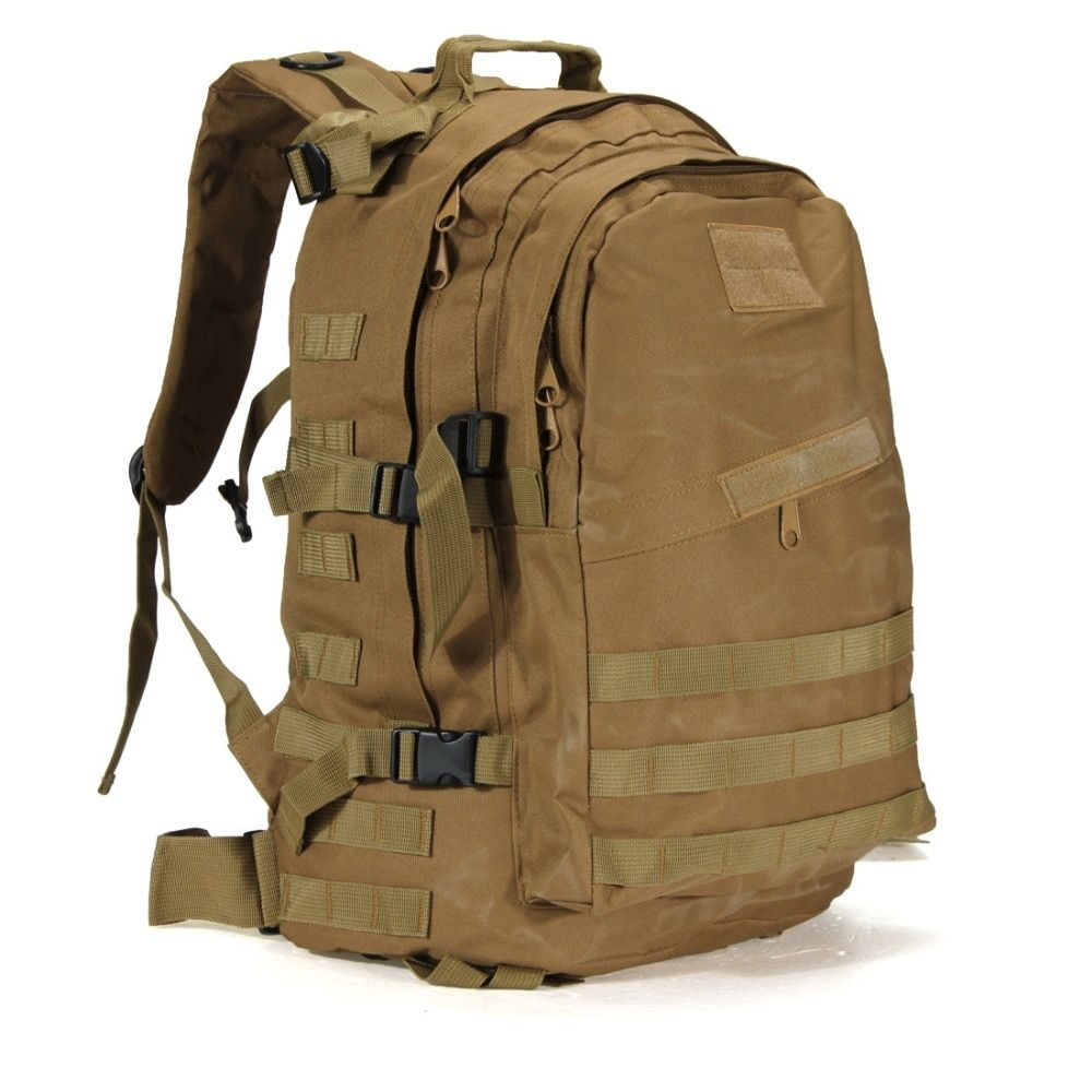 55L 3D Outdoor Sport Military <font><b>Tactical</b></font> climbing mountaineering Backpack Camping Hiking Trekking Rucksack Travel outdoor Bag