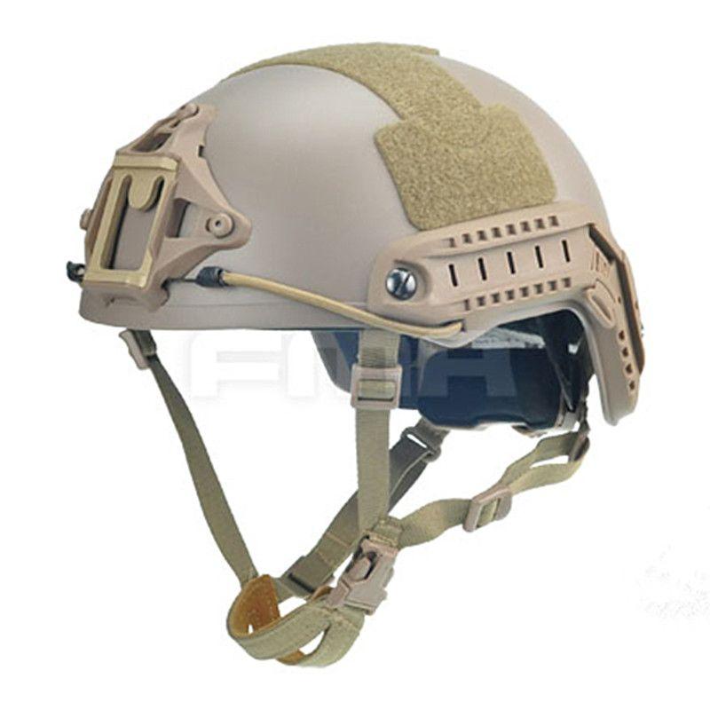 2017 FMA Taktische Skirmish Airsoft Ballistic High Cut XP Helm MOLLE Gear Militärische Heizung Kampf TB960 Kostenloser Versand