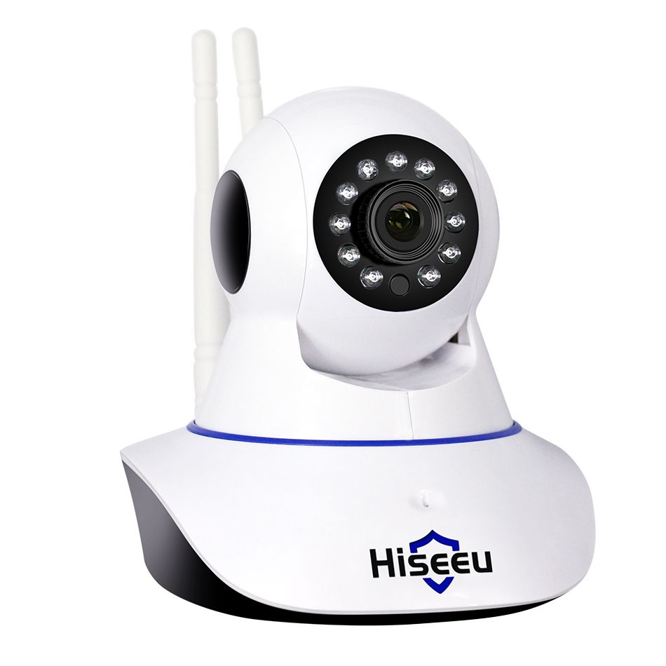 2MP Wifi IP Camera wi-fi support AP mode 1080P IP Network Camera wireless CCTV WIFI P2P IP Camera 1920*1080P FH1C Hiseeu