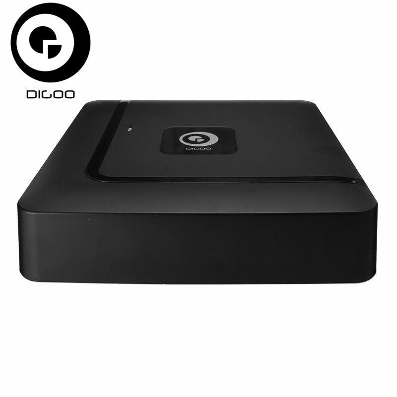 Digoo DG-XME 8ch 1080 P HDMI P2P автономный ONVIF 2.5 NVR surveillancevideo Регистраторы для IP Камера безопасности системы NVR