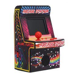 BL-883 Retro portátil consola 8 bits Juego Mini Arcade juegos incorporados 240 juegos clásicos para niños