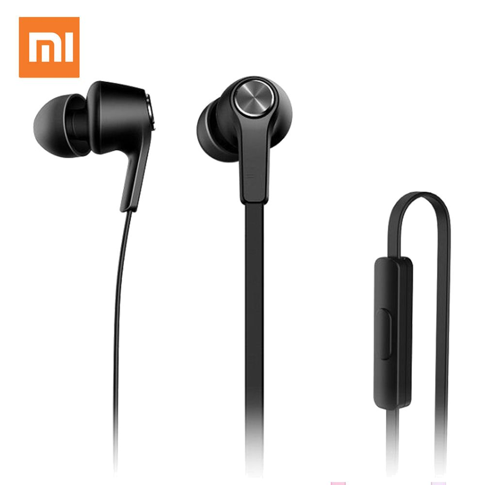 Original Xiaomi Mi Colorful version Earphone Mi 3.5MM In-Ear Wired Control With MIC for Huawei Xiaomi Mi Redmi Smartphon