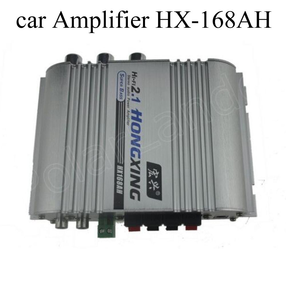 multifunction 12V Mini 2.1Channel 40WX2+60WX1 Audio Auto Car Stereo Amplifier Car Home Boat Audio subwoofer super bass Hi-Fi