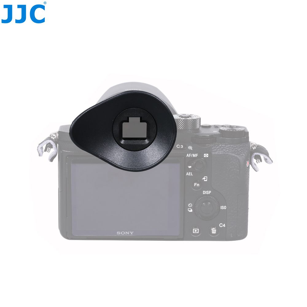 JJC FDA-EP16 Eyecup for Sony A7RIII/A7II/A7SII/A7R/A7S/A7/A58/A99II DSLR Viewfinder Camera accessories Eyepiece
